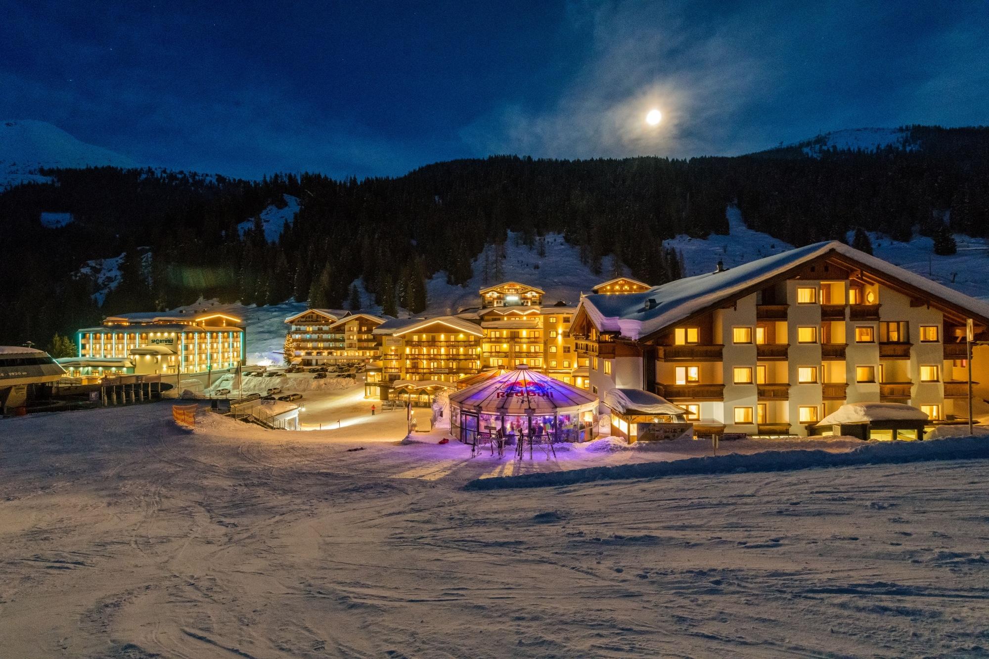 Apres Ski in Zauchensee neben dem Hotel Zauchenseehof