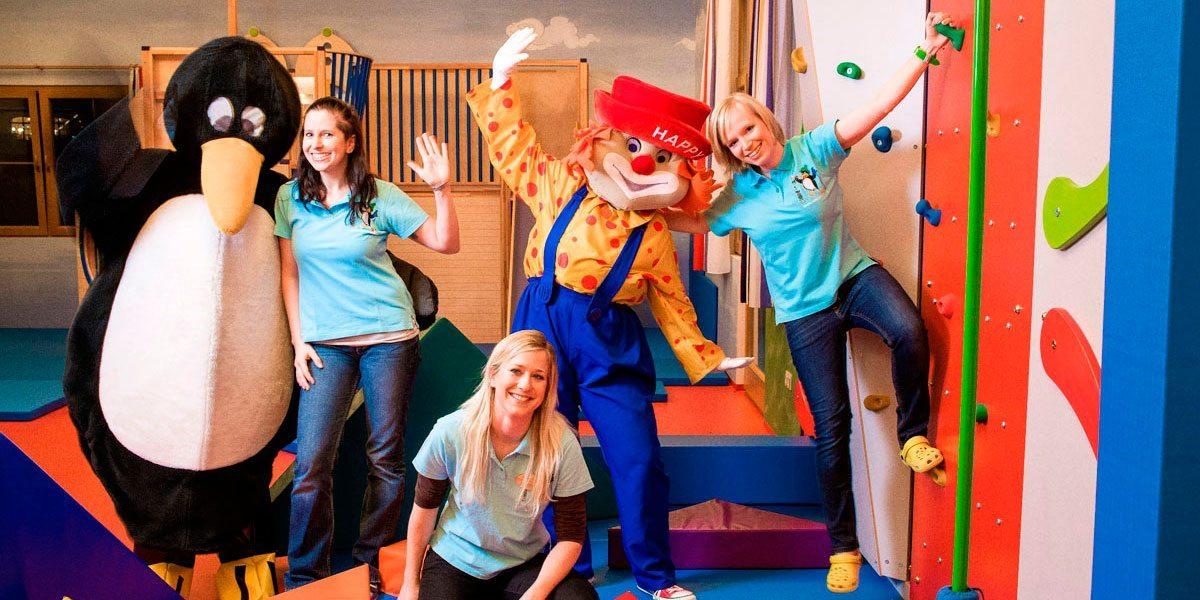 Kinderbetreuung im Hotel Zauchenseehof