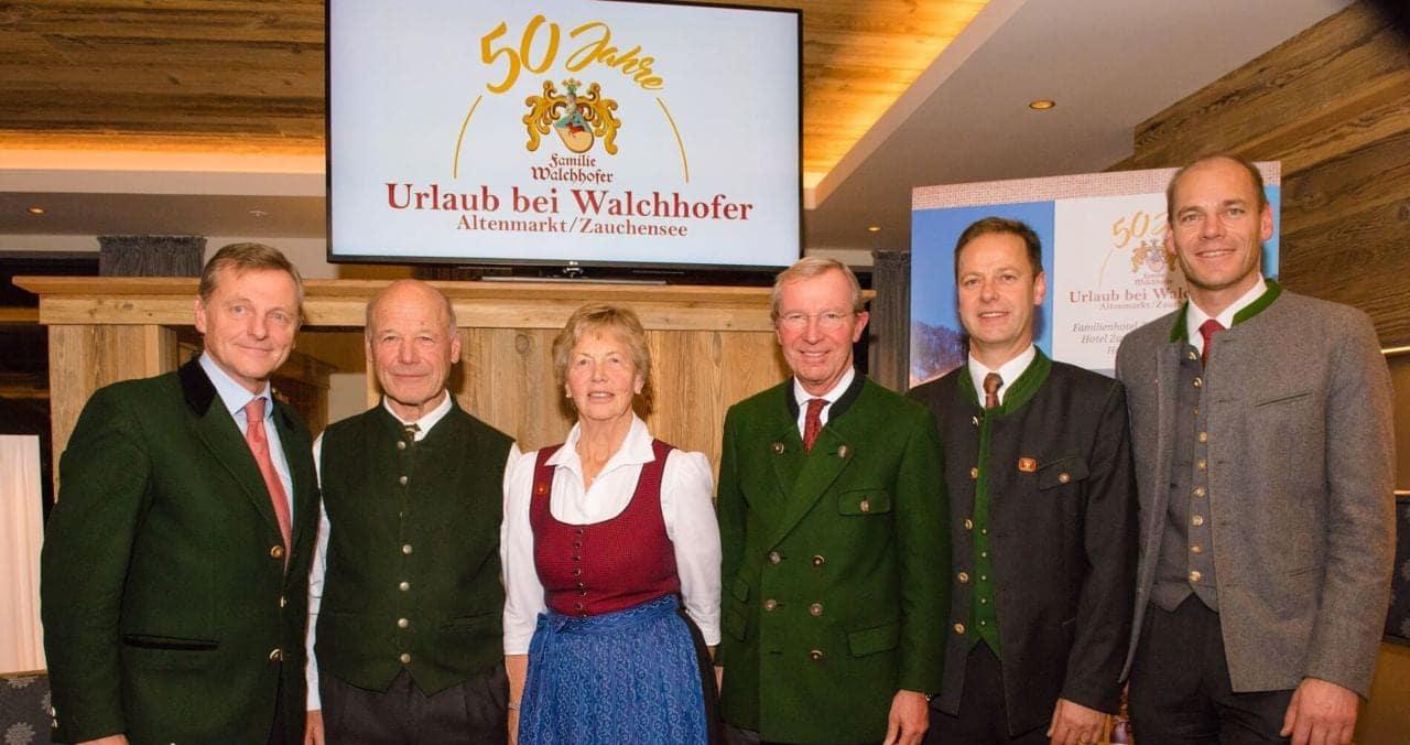 50 Jahre Zauchenseehof - Jubiläumsfeier