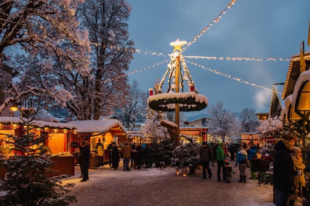 Weihnachtsmarkt in Altenmarkt