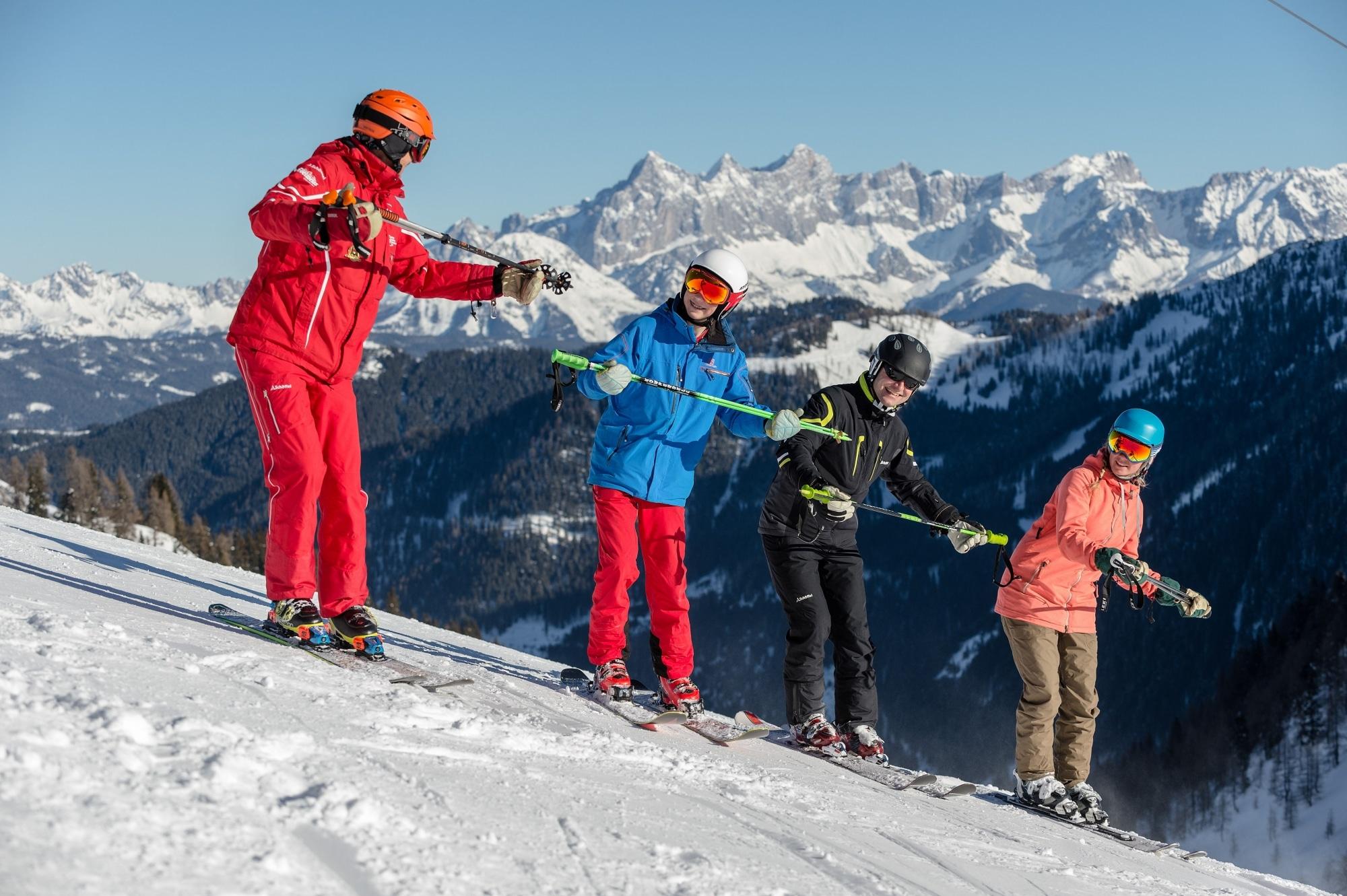Skischule für Erwachsene in Zauchensee