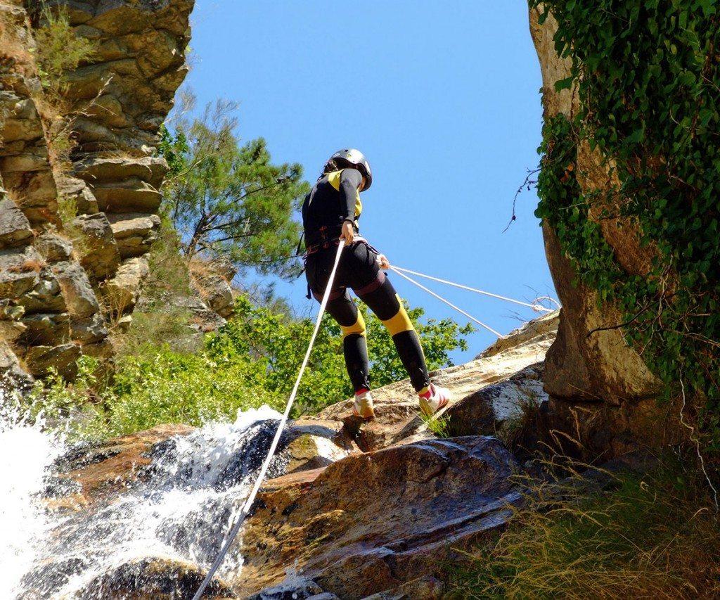 Klettern und Canyoning in Zauchensee