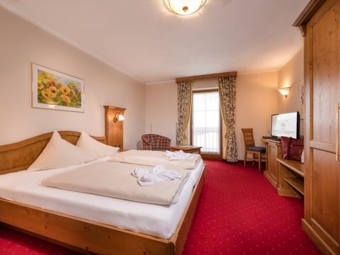 Familienzimmer im Hotel Zauchenseehof