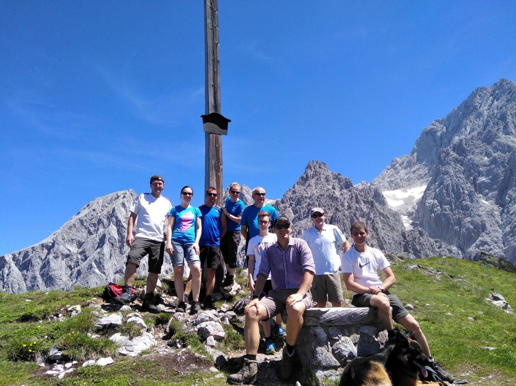 Wanderung Filzmoos - Sommerurlaub in Zauchensee