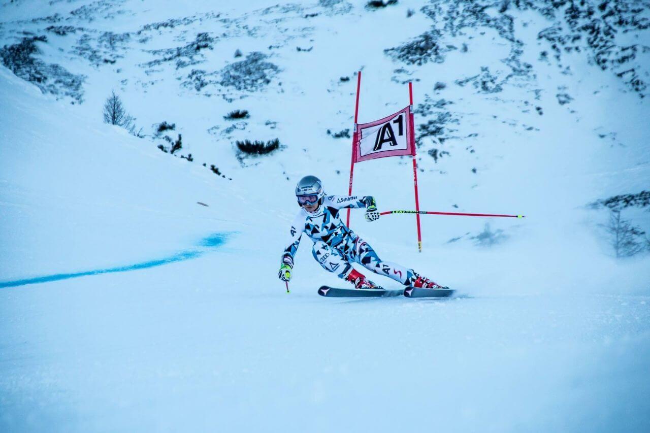 Weltcup der Damen - Training in Zauchensee